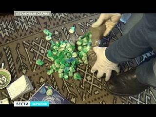 В 2013 году в Воронежской области было изъято 12 килограммов героина