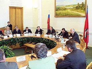 В администрации Воронежской области прошла коллегия органов исполнительной власти