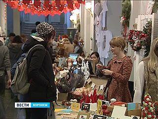 В Академии искусств прошла Рождественская ярмарка