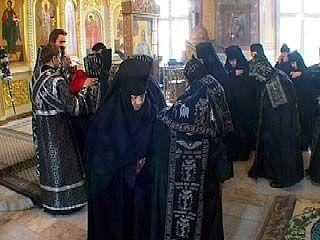 В Алексиево-Акатовом монастыре проходит собрание монахинь