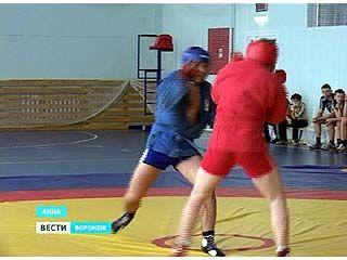 В Анне открыли новую спортивную секцию - борьбы