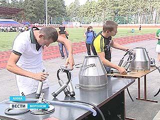 В Анне открыли восьмые региональные летние сельские игры