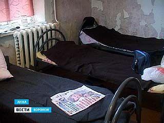 В Аннинском районе памятник истории отдали под барак для приезжих строителей