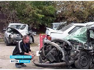 В Аннинском районе расследуют обстоятельства страшной аварии