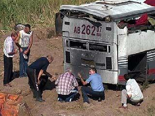 """В аварии автобуса на трассе """"Дон"""" виноват водитель"""