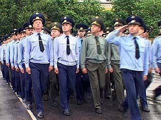В авиационно-инженерном училище начался 55-й учебный год