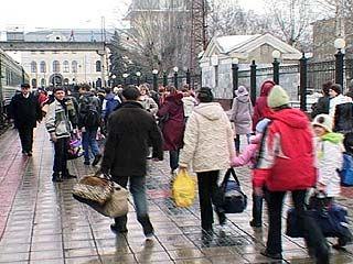 В Белоруссии побывали более 500 воронежских детей