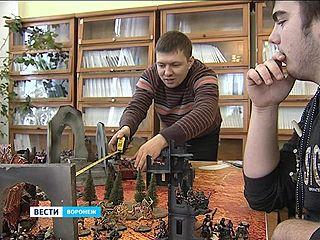 В Библиотеку Никитина четырнадцать человек привели свои армии