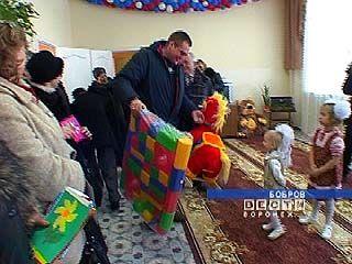 В Боброве впервые за много лет открылся новый детский сад