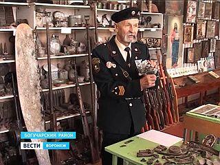 В Богучаре установили имена погибших в 1942 году лётчиков