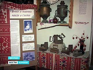 В Богучарском историко-краеведческом музее собрали уникальную коллекцию старинных утюгов
