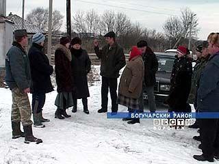 В Богучарском районе разгорается настоящая земельная война