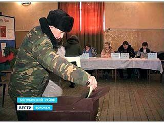 В Богучарском районе решали, где будет граница между двумя селами