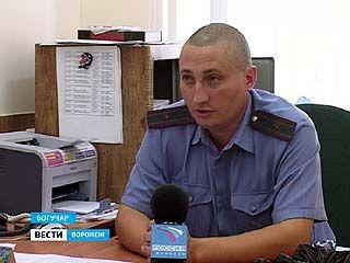 В Богучарском районе задержан гражданин Дагестана с двумя боевыми пистолетами