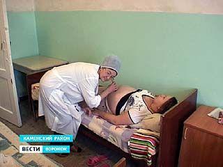 В больницах Воронежской области кадровый голод