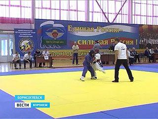 В Борисоглебск на турнир по рукопашному бою приехали 130 спортсменов из ЦФО