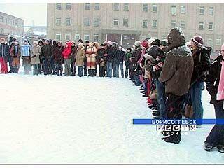 В Борисоглебске 2007-ой - объявлен годом благоустройства