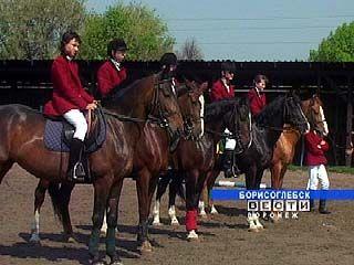 В Борисоглебске финишировало первенство области по конному спорту