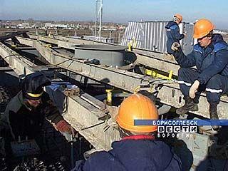 В Борисоглебске идет строительство ТЭЦ