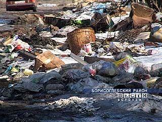 В Борисоглебске на свалке обнаружен труп новорожденного