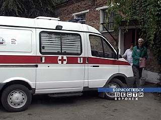 В Борисоглебске обновят автомобильный парк машин скорой помощи
