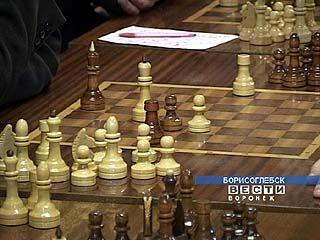 В Борисоглебске прошел сеанс одновременной игры