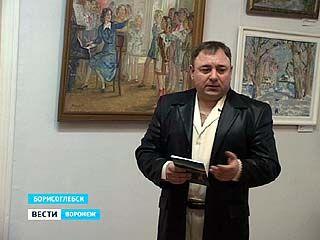 В Борисоглебске прошла презентация первого сборника Олега Васильева