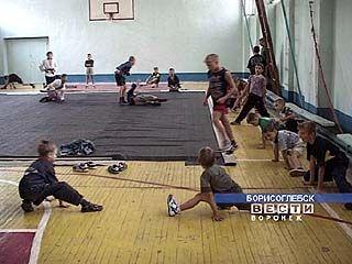 В Борисоглебске реформируют спортивные секции