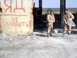 В Борисоглебском районе обнаружена ядовитая находка
