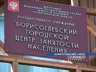 В Борисоглебском районе успешно работает центр занятости населения