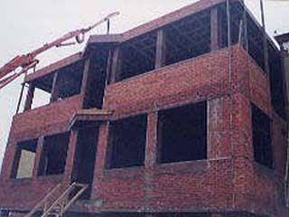 В Бороздиновке строительство новой школы продолжается 11 лет