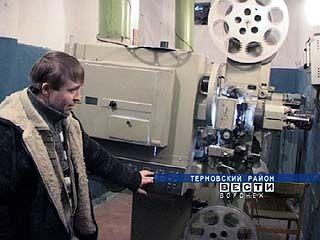 В Братках до сих пор ходят в кино всем селом