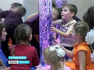 """В Бутурлиновке после капитального ремонта открыли """"Центр развития ребёнка"""""""