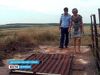 В Бутурлиновском районе прокуратура и Россельхознадзор проверили скотомогильники