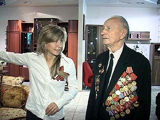 В честь 65-летия Победы воронежские мебельщики провели акцию для ветеранов