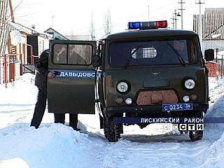 В Давыдовке раскрыто вооруженное ограбление