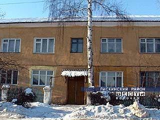 В Давыдовке замерзает учительский дом