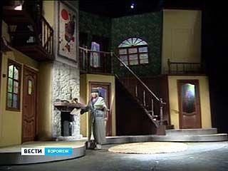 В День города в театре драмы открыли сезон - премьерой