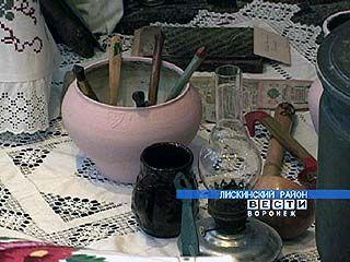 В день рождения калачеевской школы в ней открылся музей