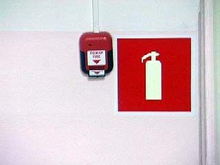 В детсадах нарушаются требования пожарной безопасности