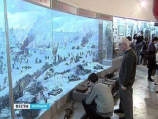 """В """"Диораме"""" открылась выставка к 69 годовщине освобождения Воронежа"""