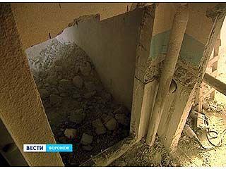 В доме 117 по улице Ломоносова технический этаж отдали под квартиры