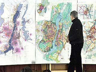 В Доме архитектора обсудят генплан развития Воронежа