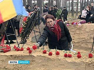 В Дубовке перезахоронили останки ещё 208 репрессированных