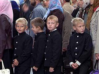 В духовной семинарии прошли торжества в честь Актового дня