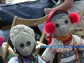 В двух районах области прошел Всероссийский фестиваль фольклора и ремесел