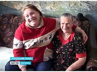 В Эртильском районе появилось уже 5 приёмных семей для пожилых