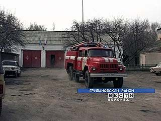 В этом году на пожарах погибло уже 3 жителя Грибановского района