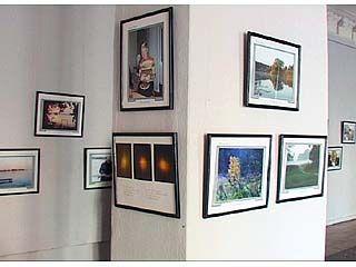 """В фотоцентре """"Ника"""" открылась выставка """"Пунктиры"""""""