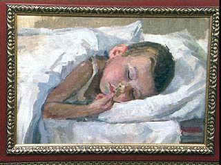 """В галерее """"Нефта"""" открылась выставка художника Эдуарда Ефанова"""